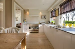 Prevent mold in your home - kitchen