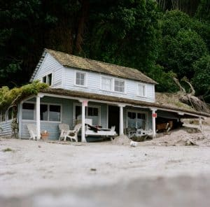 House on the beach comes with many insurance issues