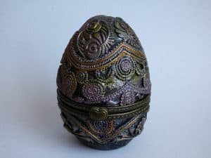 Egg ornament