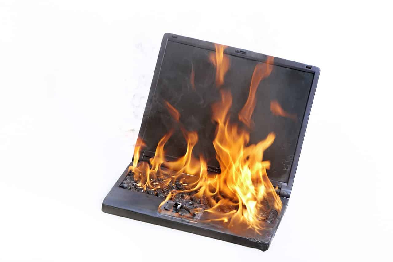 most common office fire risks