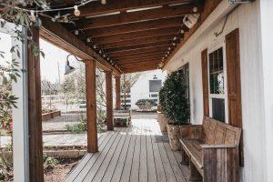 patio - burglar-proof your home