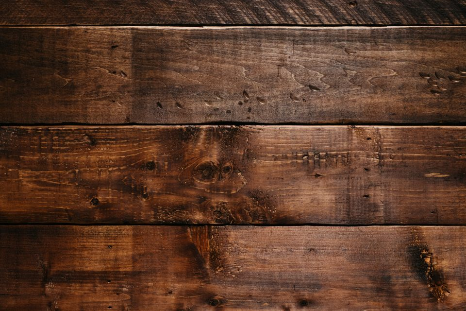 wooden furniture surface